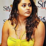 Rapid fire questions with Namitha