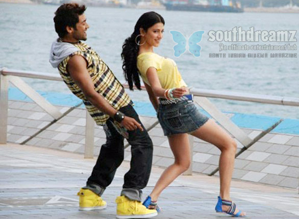 7am Arivu Latest Movie Stills 2 Shruti Hassan loves to sing, compose and dance