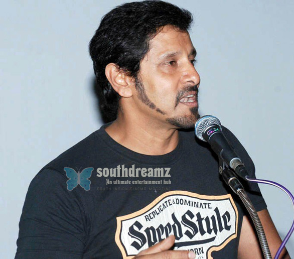 actor vikram AL Vijay gets 2nd Hero from Telugu