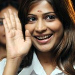 Vijayalakshmi is Veerappan's wife