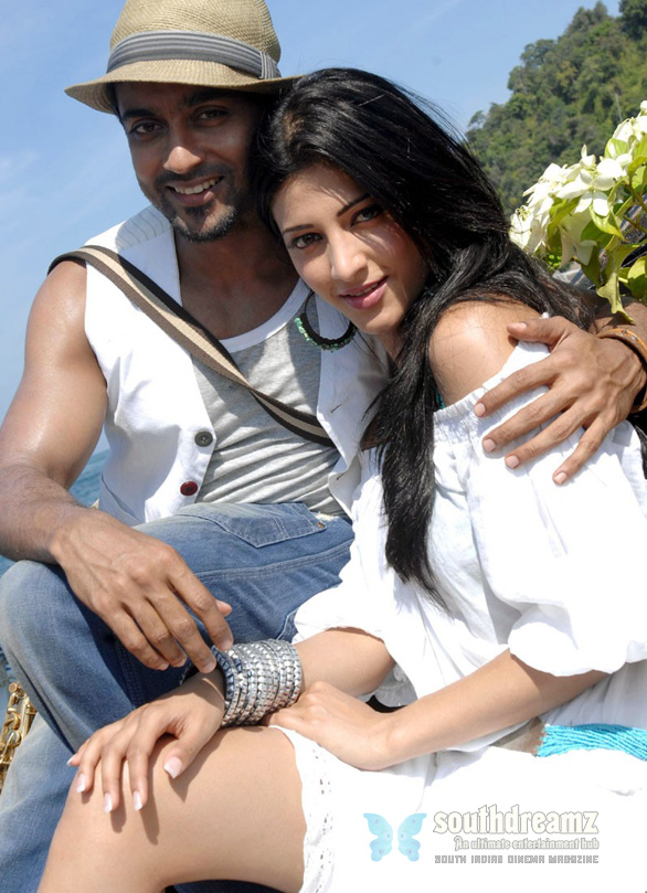 7am arivu surya shruti hassan glamour photos 7am Arivu   a movie to be treasured, not to be complained