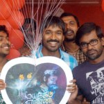 Mayakkam Enna music launched in style