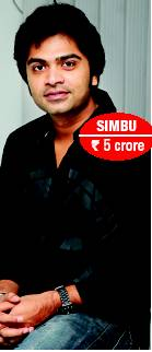 actor simbu salary Tamil Cinema actors Salary list