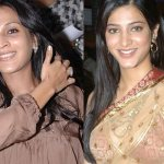 Shruti Hassan & Aishwarya expecting their fathers' presence