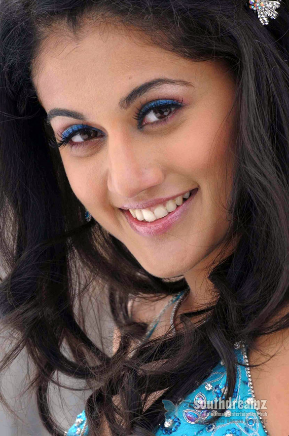 tapsee Bold daring & beautiful Tapsee!