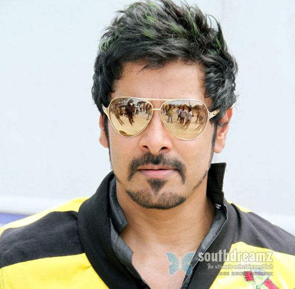 rajapattai vikram photo David movie preview