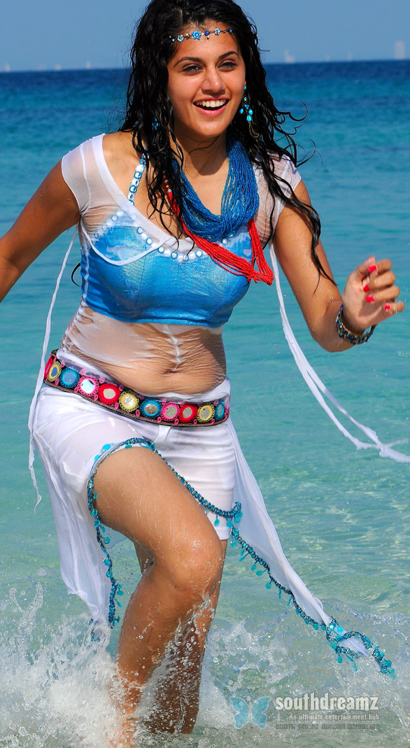 taapsee pannu daruvu hot Taapsee all thrilled