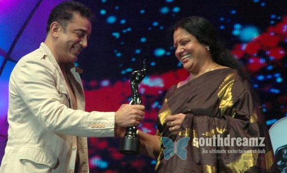 Kamal Haasan at 59th Filmfare Awards 71 59th South Indian Filmfare Awards