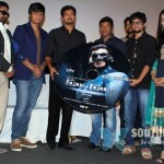 Vijay at the Mugamoodi music launch
