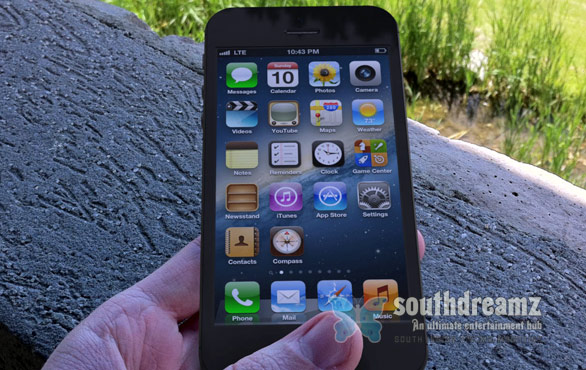 first look of apple iphone 5 photos 5 Apple iPhone 5 pre orders start September 12