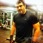 Will we see a muscular Ajith soon?