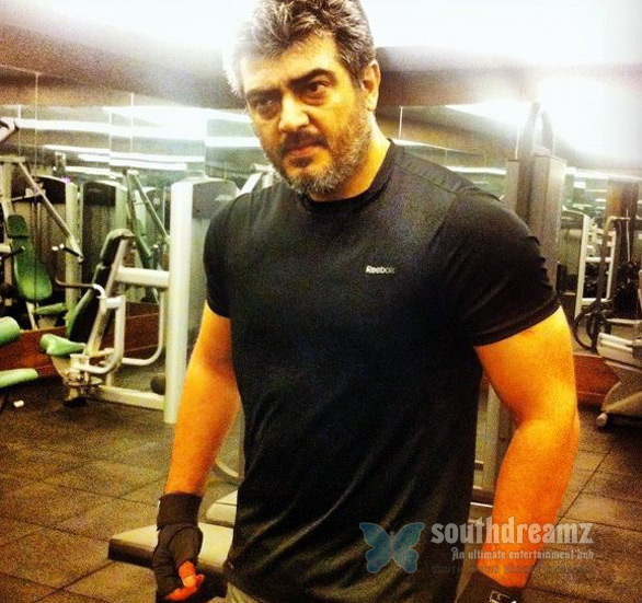 tamil actor ajith kumar real life stills Ajith keeps up his word! Vishnuvardhan delighted...