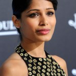 I give much attention to beauty, Freida Pinto