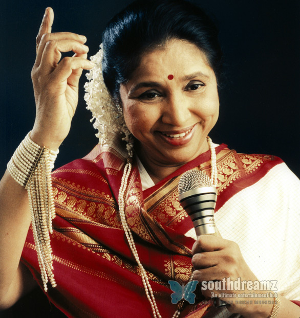 ashabhosle Happy Birthday, Asha Bhosle!