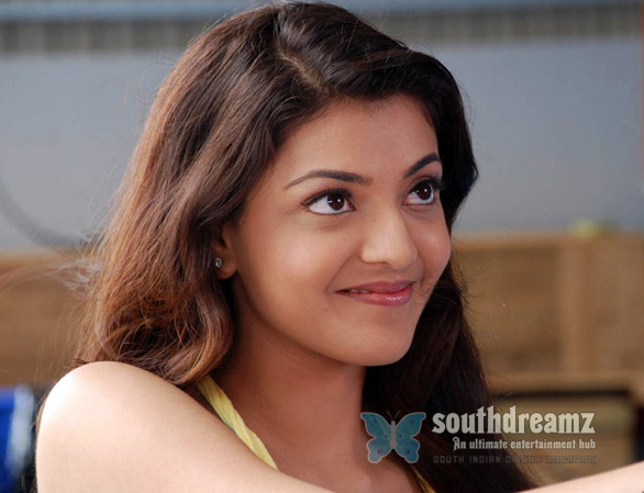 kajal agarwal wallpapers 3 Kajal Agarwal out of Mahesh Babu film