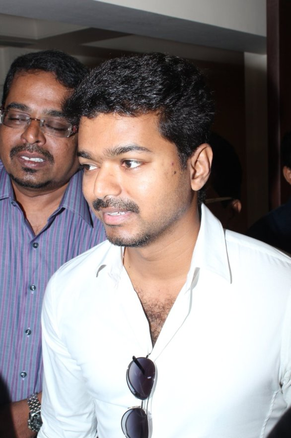 thuppaki audio launch stills 2 586x880 Prasanth Nair in Thuppaki