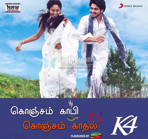 konjam koffee konjam kaadhal movie new posters 7 Konjam Koffee Konjam Kadhal music review