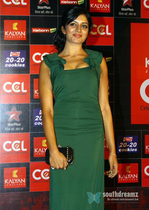 shredda das at Hot Heroines at CCL 3 Curtain Raiser Photos 1361 Celebrity Cricket League Season 3 curtain raiser