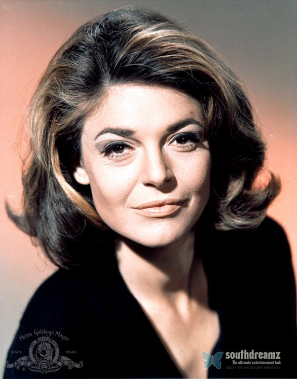 actress anne bancroft photo Top 100 Actresses of all Time
