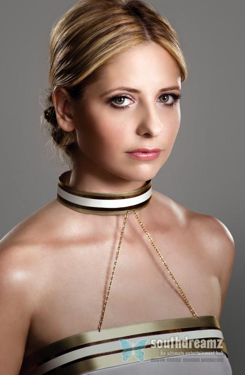 actress sarah michelle gellar latest photo Top 100 sexiest actresses in the World