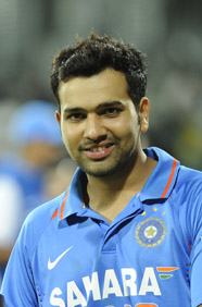 rohit sharma Forbes top 100 Indian Celebrities 2012