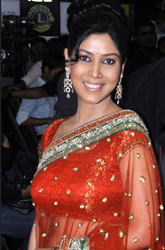 sakshi tanwar Forbes top 100 Indian Celebrities 2012
