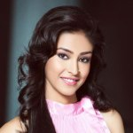 The new Miss India 2013