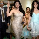 Sridevi and Jhanvi Kapoor at IIFA Awards Photos