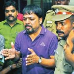 Music Director James Vasanthan arrested