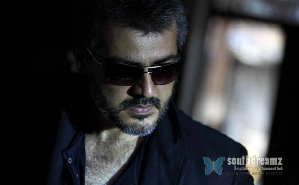 ajith aarambam stills 586x363 Ajiths punch dialogue in Arambam revealed