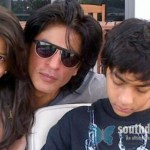 Find boyfriend like me, SRK tells daughter