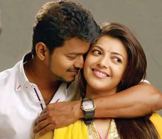 Jilla and Vijays New look Jilla and Vijay's new look