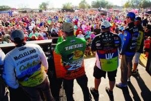 The 2014 Bassmaster Elite Series