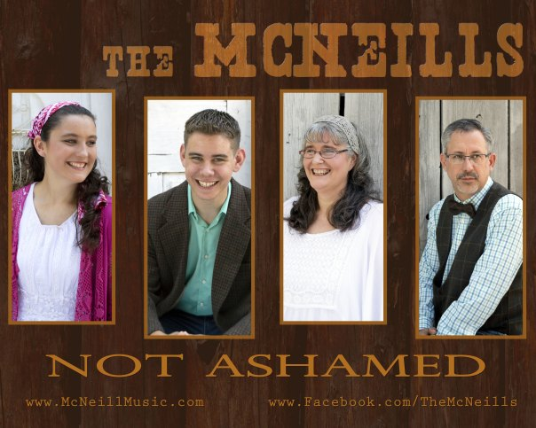 The McNeills Will Be At Southern Gospel Weekend Texas