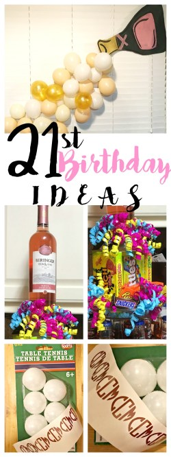 Outstanding Her 21st Birthday Party Ideas Birthday Party Ideas Birthday Party 21st Birthday Party Ideas Son