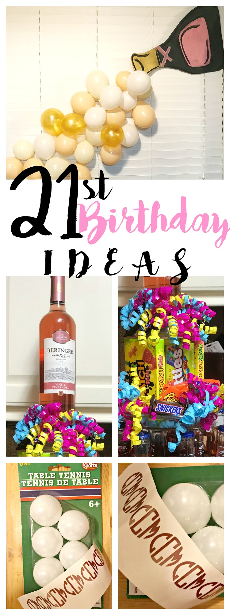 Large Of 21st Birthday Party Ideas