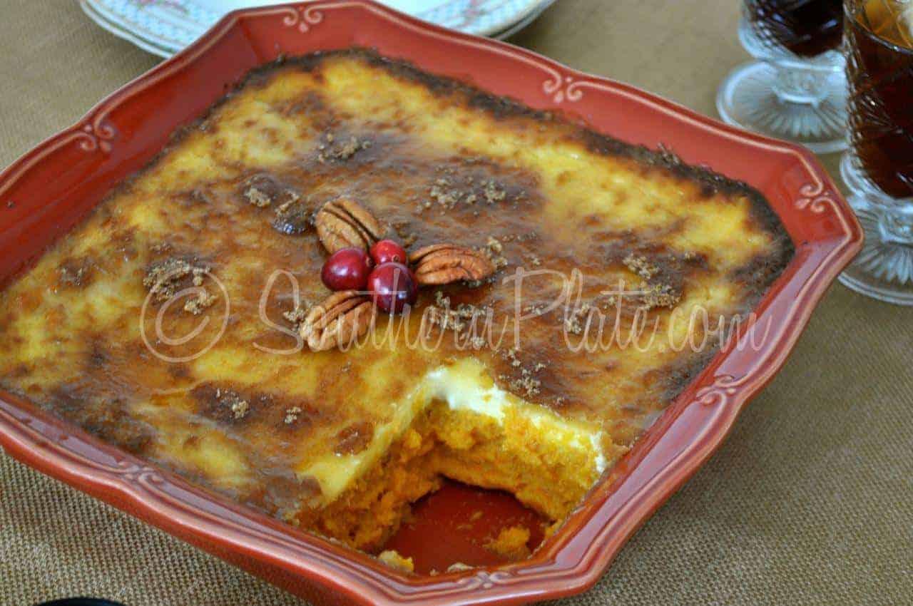 Fullsize Of Sweet Potato Cobbler