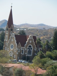 A3 Namibia Church