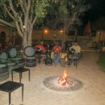 A34 Etosha Music at Lodge