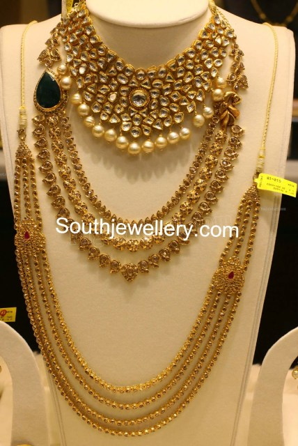 MANEPALLY JEWELLERY COLLECTION