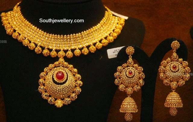 chakri uncut diamond necklace