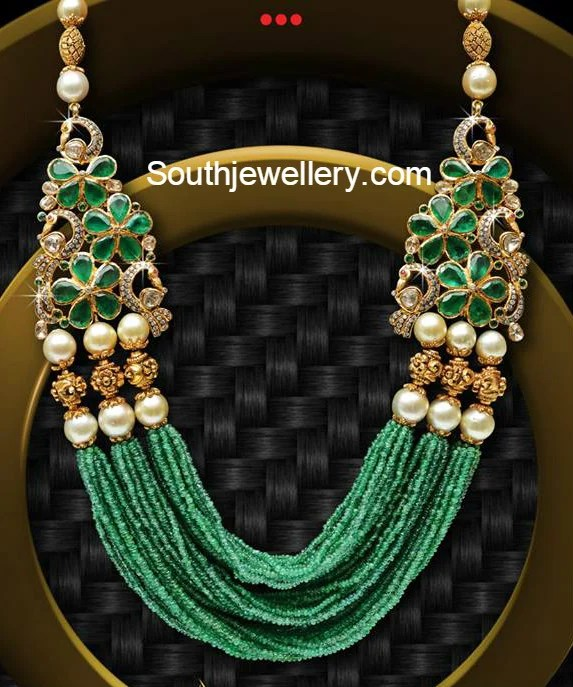 Emerald Bead Beads: Jewellery Designs, Emeralds And Beads On Pinterest