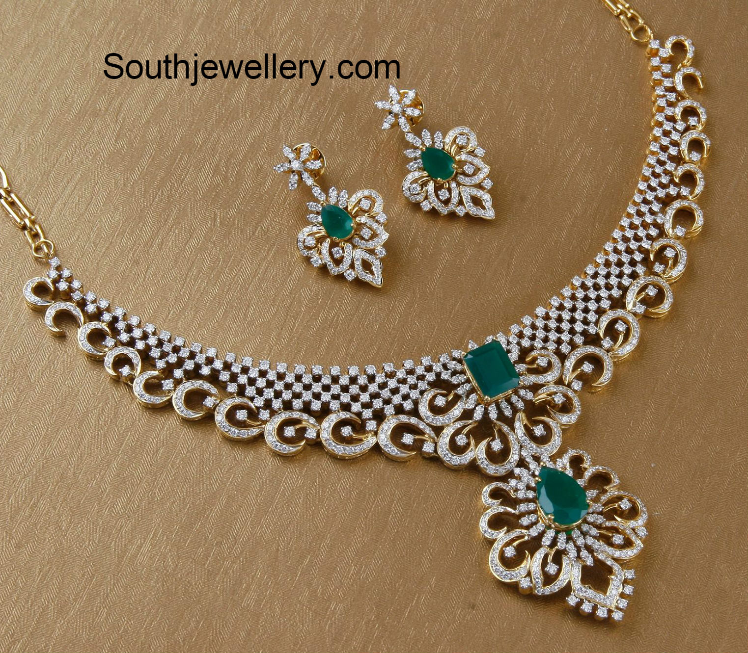 Latest Indian Jewellery Designs 2015: Jewellery Designs