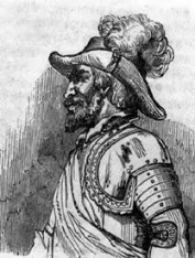 Juan Ponce de Leon / legendsofamerica.com
