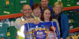 Leeds South and East Foodbank Please donate