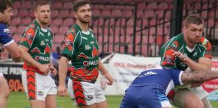 Hunslet Hawks lose close match at York