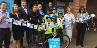Latest in chain of bike libraries opens in Beeston