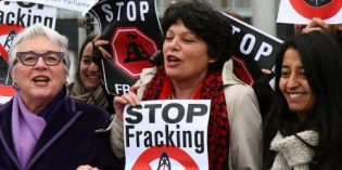 Public meeting on local 'fracking' waste water risk