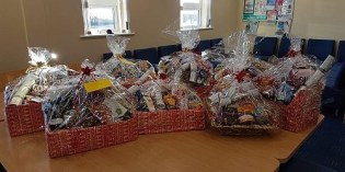 NHS Trust share some Christmas cheer in Middleton