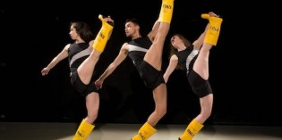 Leeds' dancers give it some welly for the RNLI